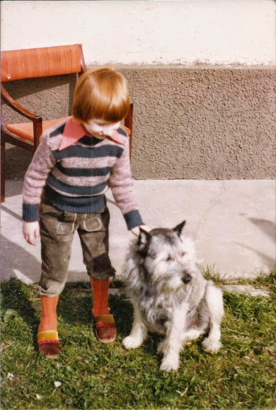Lumpi, der Hund meiner Großtante