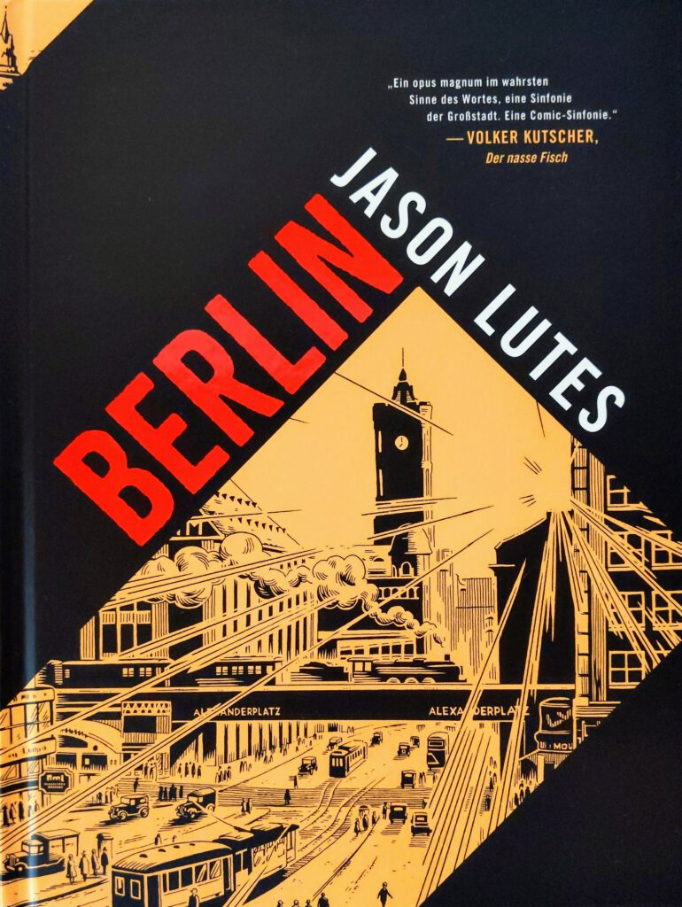 Jason Lutes – Berlin